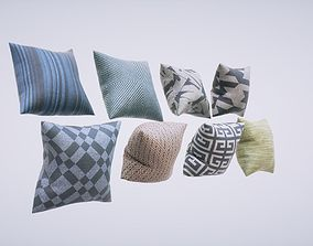 3D asset Pillows Pack