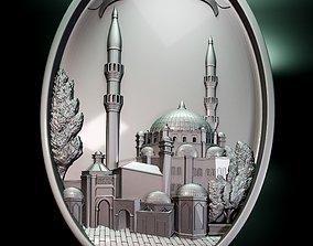 3D print model Sultanahmet Mosque