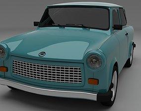Trabant 601 3D