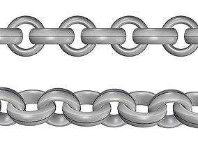 3D model Chain 003