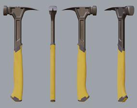 3D asset Hammer DeWALT