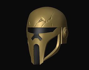 3D print model Sith Lord Momin helmet from Star Wars