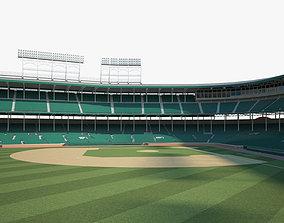 3D Wrigley Field