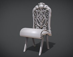 Classic Ornament Chair 3D printable model