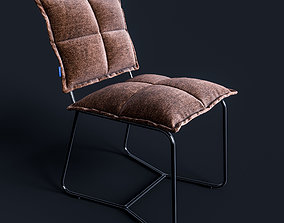 3D asset Chair Aplotta textile