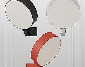 ZERO STITCH Adjustable Wall Lamp Sconce 3D