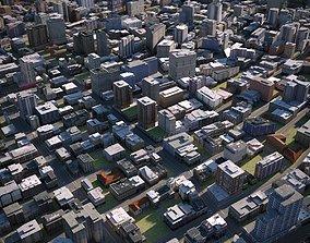 City 29 3D asset