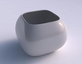 3D print model Bowl semi-quadratic smooth