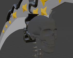 Scythe play around 3D model