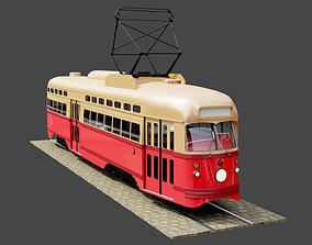 3D model PCC SNCV Tram