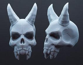 3D print model Monster Skulls