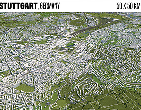 3D model stuttgart Stuttgart Germany
