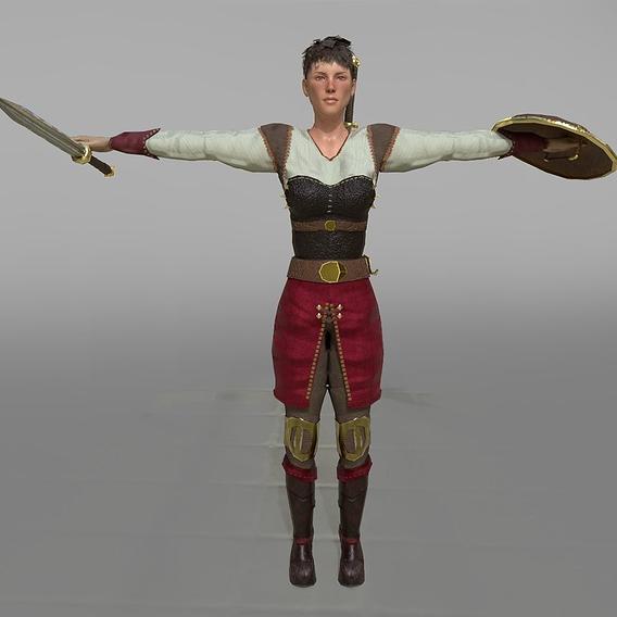 Female Battler