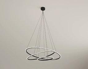 3D model Halos Pendant Lamp
