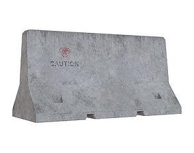 Concrete Slab 3D model