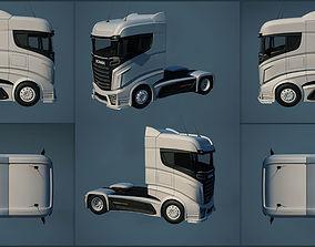 Scania R1000 2014 3D model