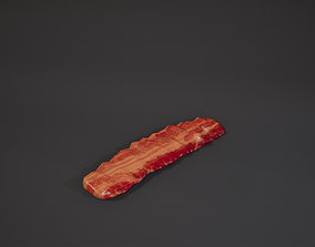Bacon Game-Ready 3D asset