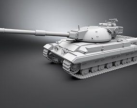 Fv214 Conqueror Scale Model