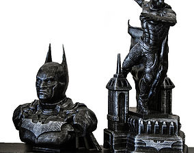 3D printable model BATMAN COLLECTIBLES