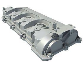 Engine Head cylinder 3D