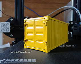 3D print model hobby-diy Container