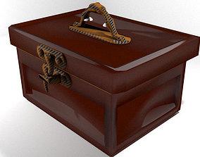 3D Treasure Chest - Type 3