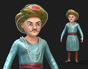 3D PBR Sultan