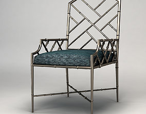 3D KOWLOON ARM CHAIR Baker