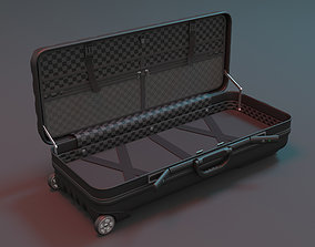 Suitcase 3D model VR / AR ready