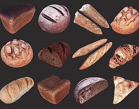 Bakery Pack 3D asset