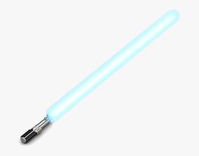 3D model Lightsaber star