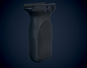 Magpul RVG Foregrip 3D asset