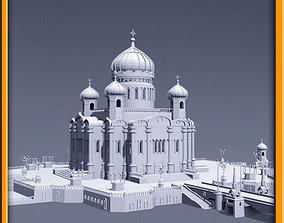 Mosque - church 3D