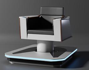 3D Enterprise DIS Captain Chair