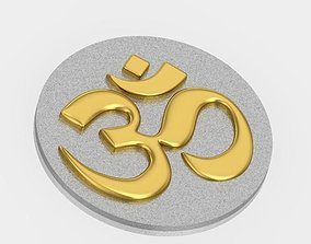3D print model hinduism indian god om