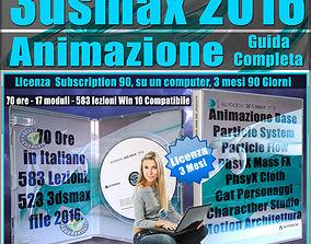 animated Corso 3ds max 2016 Animazione Guida Completa 3 1