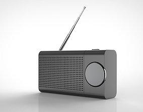 3D model program radio
