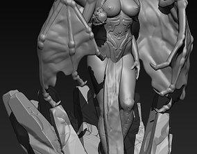 figurine 3D print model Lilith