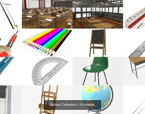 3D School Collection