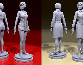 Ada Wong 3D print model