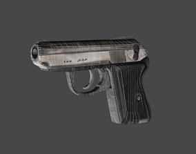 3D model P64 CZAK polish pistol
