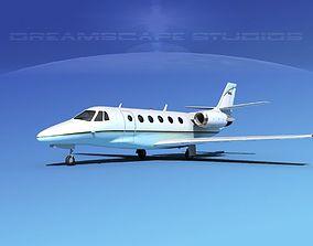 Cessna C560XL Citation V14 3D model