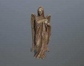 3D model greek statue 2