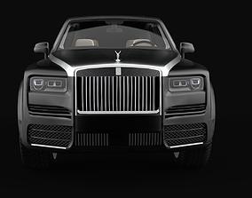 Rolls Royce Cullinan Mansory LoPoly 3D model