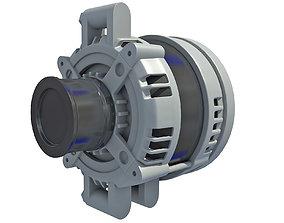 3D model Alternator