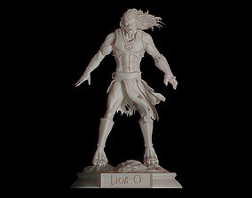 Thundercats Liono Fanart 3D printable model