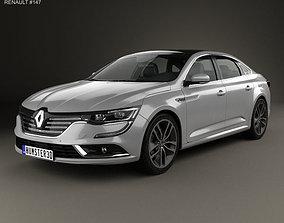 Renault Talisman 2016 3D model