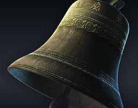 Church bell 3D