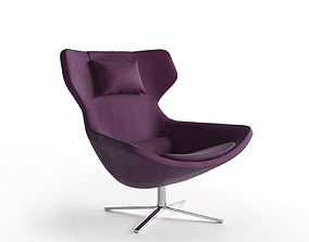 3D Metropolitan 14 Armchair