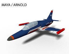 3D model AERO L-159A